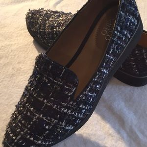 Franco Sarto Boucle cloth shoes